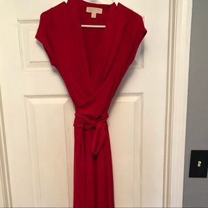 Michael Kors Hi/Low Maxi dress